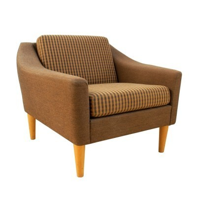 Lounge chair from the sixties by unknown designer for Dux