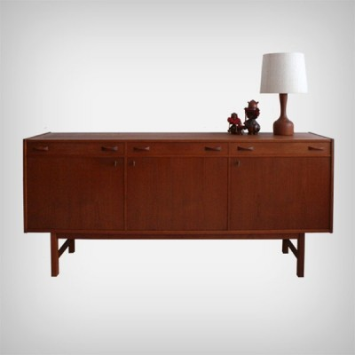 Model 823 sideboard by Tage Olofsson for Ulferts Sweden, 1960s
