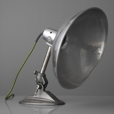 Ergon desk lamp, 1950s