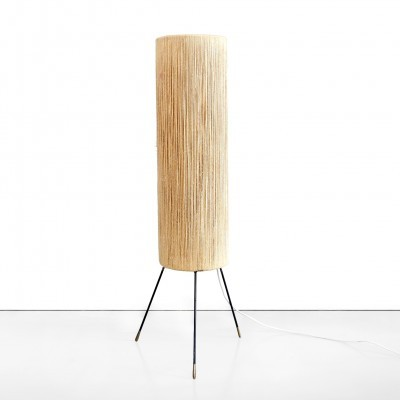Rocket floor lamp from the fifties by unknown designer for Artimeta