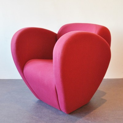 Size Ten lounge chair by Ron Arad for Moroso Italy, 1990s
