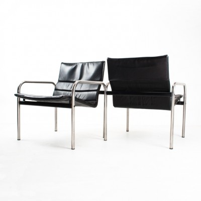 Lounge Chair by W. Gispen for Kembo