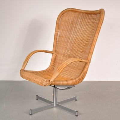 Lounge chair from the sixties by Dirk van Sliedregt for Gebroeders Jonkers