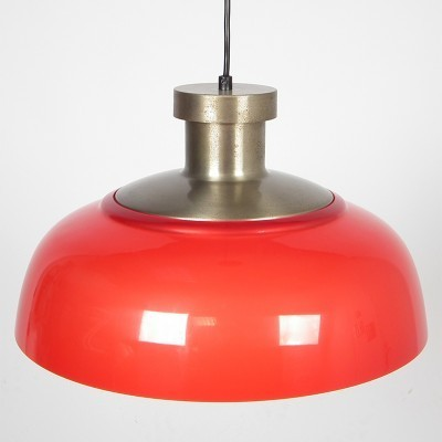 Model 4017 hanging lamp by Achille Giacomo Castiglioni for Kartell, 1960s