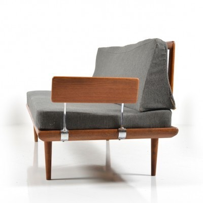Minerva / 3 daybed by Peter Hvidt & Orla Mølgaard Nielsen for France & Son, 1960s