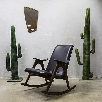 Rocking Chair by Louis van Teeffelen for Wébé