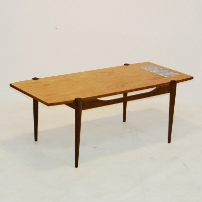 Coffee table from the sixties by unknown designer for Belform