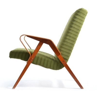 Arm chair from the sixties by unknown designer for Ton
