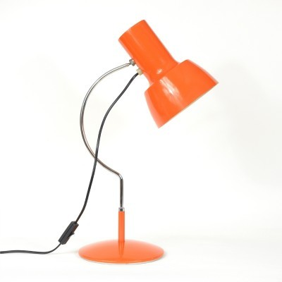 Desk lamp from the seventies by unknown designer for Napako