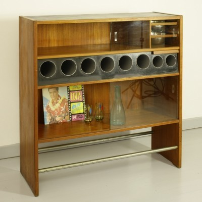 Buffet / Bar from the sixties by Poul Heltborg for Heltborg møbler