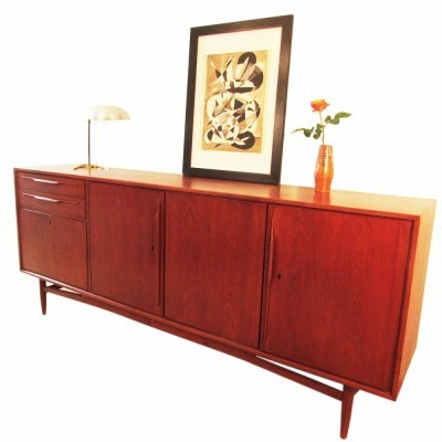Sideboard from the sixties by unknown designer for Swissteak