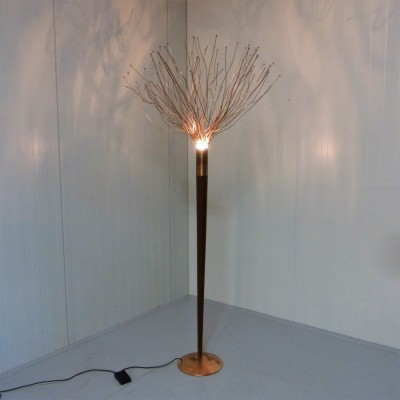 Tree floor lamp by Paolo Donatello for Disegnoluce, 1990s