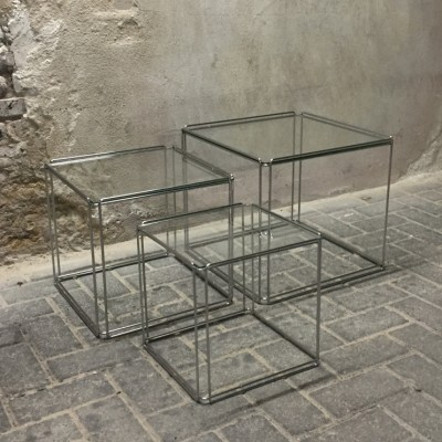 Isocele Nesting Table by Max Sauze for Max Sauze Studio