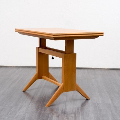 Dining table from the fifties by unknown designer for Wilhelm Renz