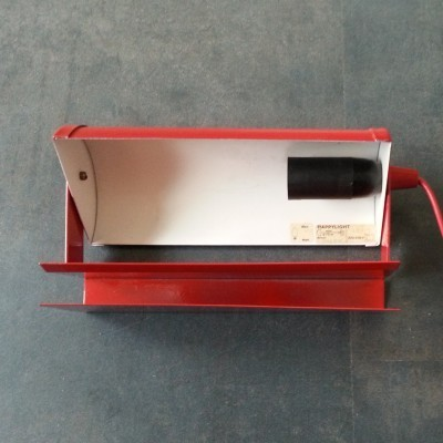 Shelf Light desk lamp from the sixties by unknown designer for Happylight