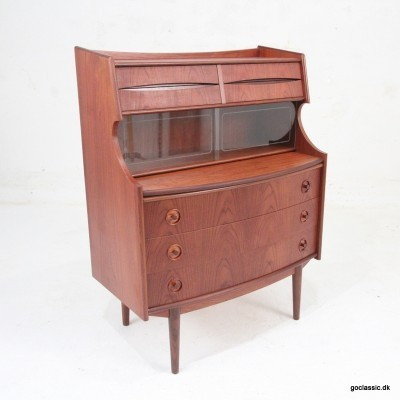 Bureau chest of drawers from the fifties by unknown designer for unknown producer