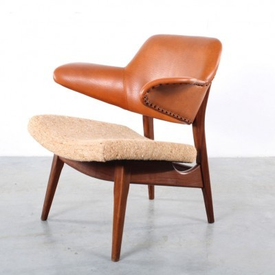 Arm chair from the sixties by Louis van Teeffelen for Wébé
