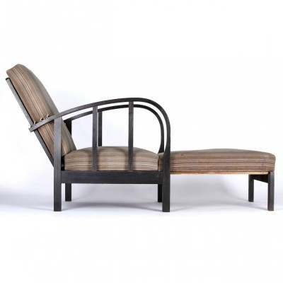 Lounge chair from the thirties by unknown designer for Thonet