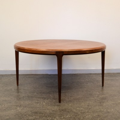 Coffee table from the fifties by Johannes Andersen for Silkeborg Denmark