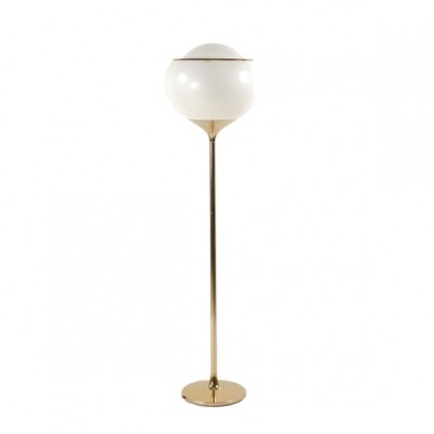 Bud Grande floor lamp from the sixties by Harvey Guzzini for iGuzzini