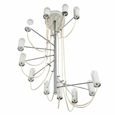 A16 ceiling lamp by Alain Richard & Pierre Disderot for Disderot, 1950s