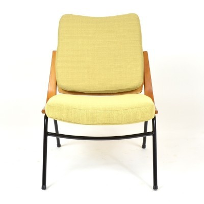 Ton Czechoslovakia lounge chair, 1960s