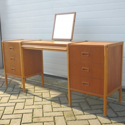 Make-up table sideboard from the fifties by Bertil Fridhagen for Bodafors