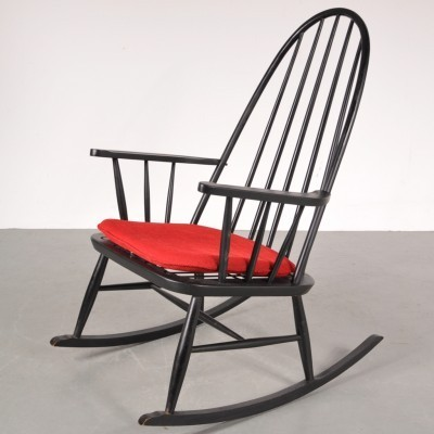 Gemla Sweden rocking chair, 1960s