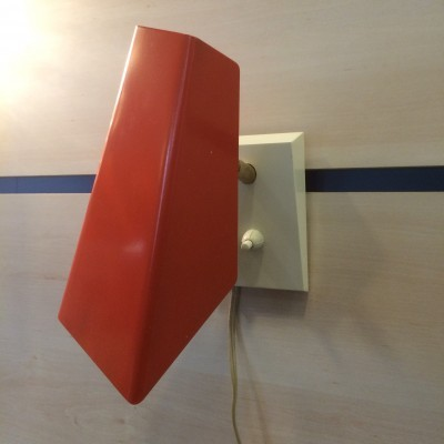 Wall lamp from the fifties by unknown designer for Anvia Almelo