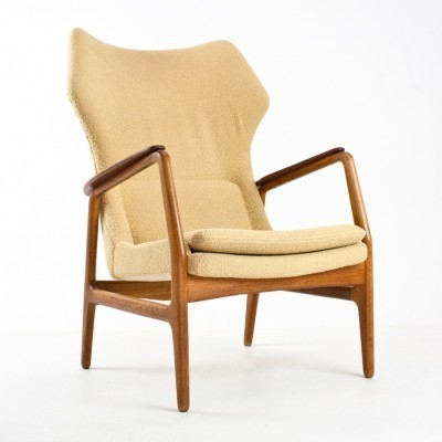 Karen lounge chair from the fifties by Aksel Bender Madsen for Bovenkamp