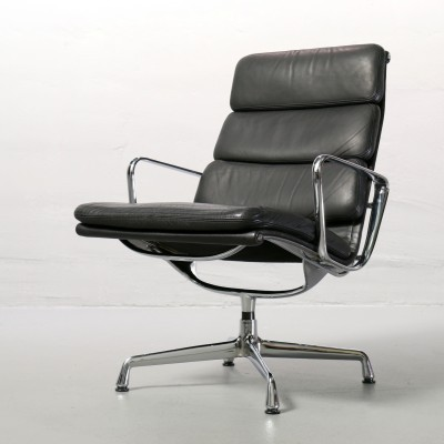 EA 215 office chair by Charles & Ray Eames for Herman Miller, 1970s