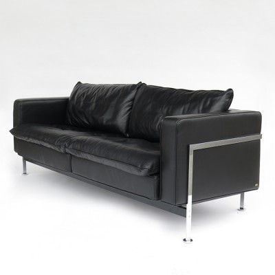 RH 302 And 301 Sofa And Armchair sofa from the eighties by Robert Haussmann for De Sede