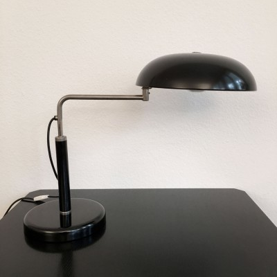 Desk lamp from the forties by unknown designer for Belmag