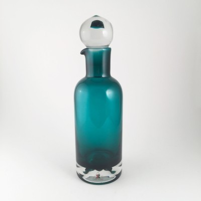 Decanter from the sixties by Nanny Still for Riihimaki