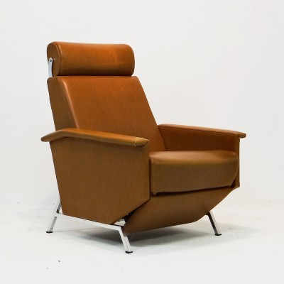 Lounge chair from the sixties by Georges Van Rijck for Beaufort