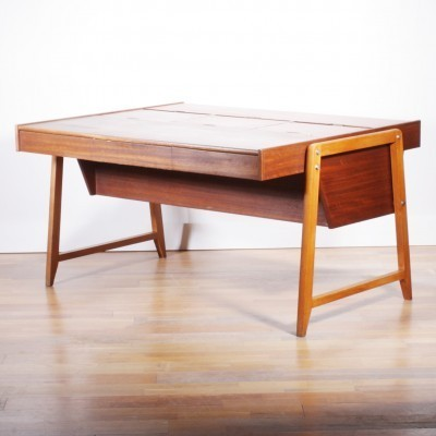 Architect writing desk by Clausen & Maerus for Eden, 1950s