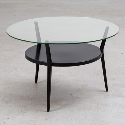 Rotonde coffee table by Friso Kramer for Ahrend de Cirkel, 1950s