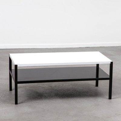 Regal coffee table from the fifties by Wim Rietveld for Ahrend de Cirkel