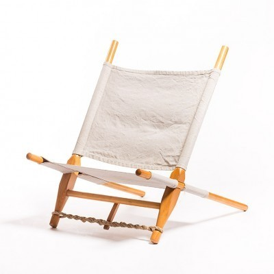 Saw Lounge Chair by Ole Gjerløv Knudsen for Cado