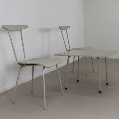 Seating group from the fifties by Wim Rietveld for Auping