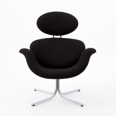 Big Tulip lounge chair from the fifties by Pierre Paulin for Artifort