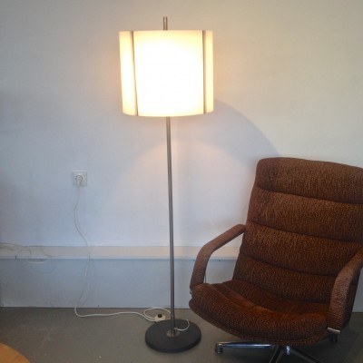 Floor lamp from the fifties by Hans Agne Jakobsson & Hans Bergström for Markaryd