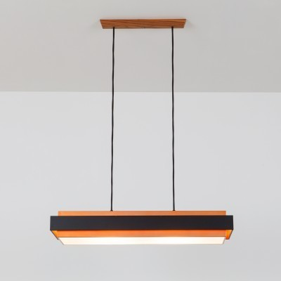 Dano hanging lamp from the sixties by Jo Hammerborg for Fog & Mørup