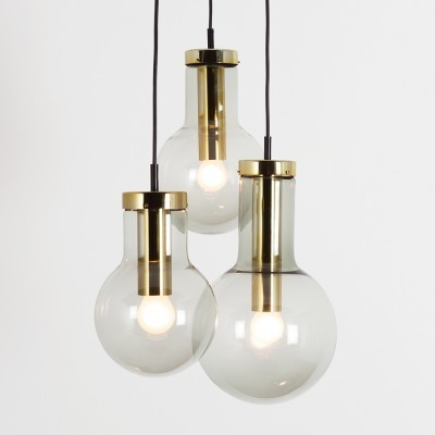 Maxi Bulb hanging lamp from the sixties by unknown designer for Raak Amsterdam