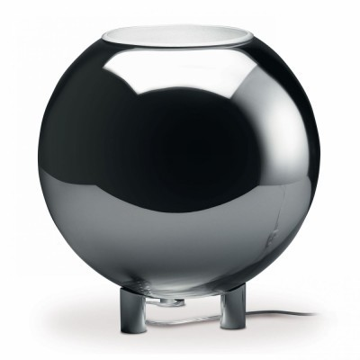 Globo Di LUce desk lamp by Roberto Menghi for Fontana Arte, 1960s