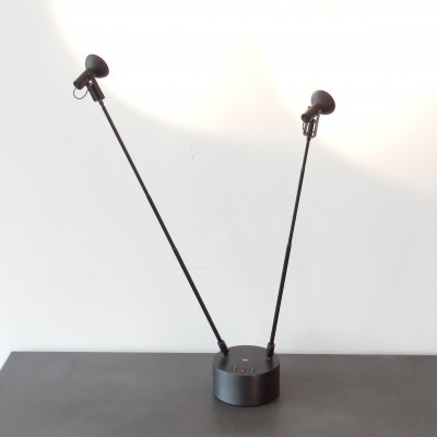 Sciopticon desk lamp by Hans Ansems for Luxo, 1980s