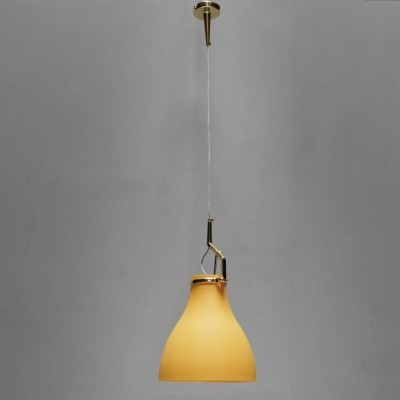 Large pendant by the Italian designer Paolo Rizzatto for Luceplan