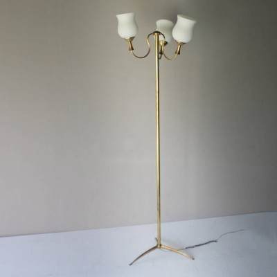Floor lamp by Angelo Lelli for Arredoluce, 1950s