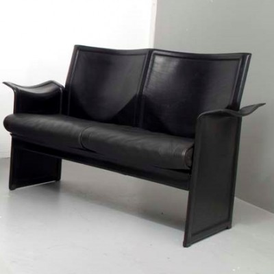 Korium sofa from the sixties by Tito Agnoli for Matteo Grassi