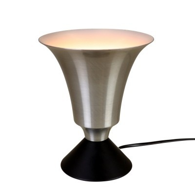 Trumpet desk lamp from the sixties by unknown designer for Anvia Almelo